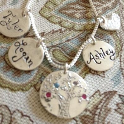 Personalized & Heirloom Jewelry