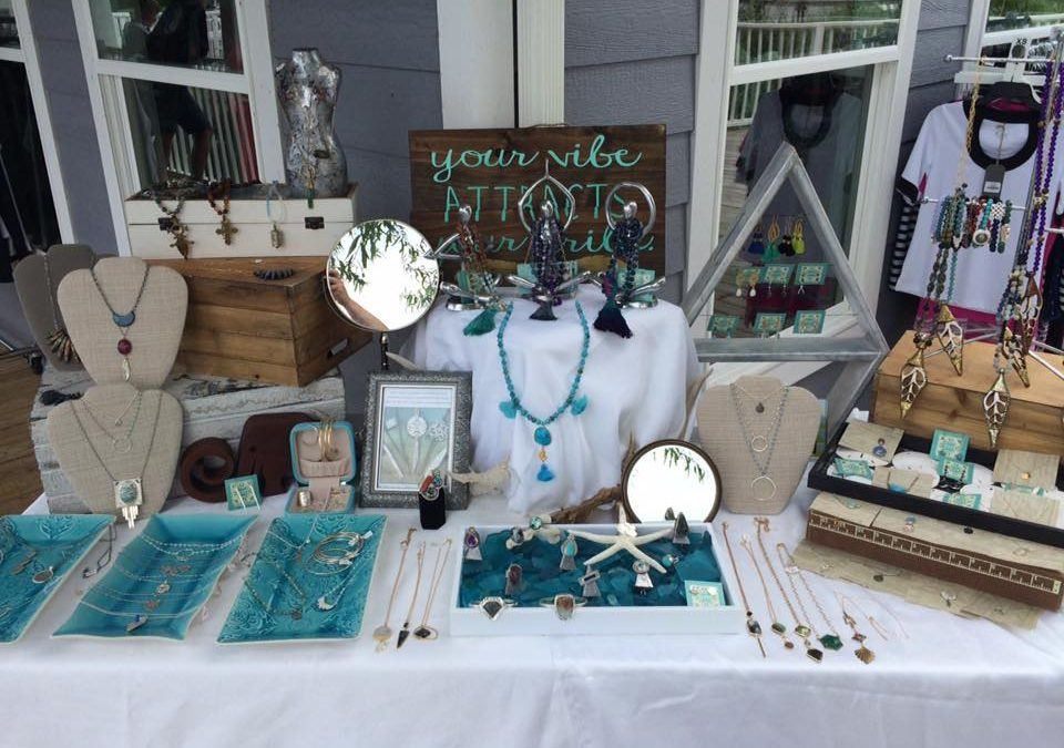 Join us Every Week at the Manteo Farmer's Market