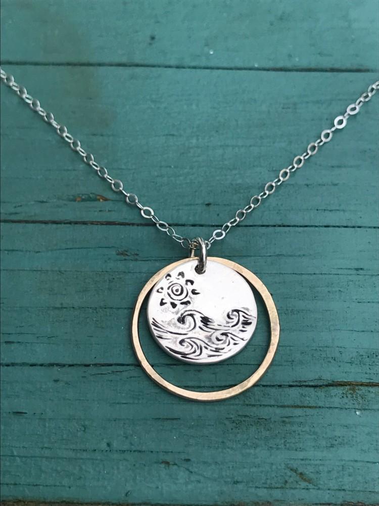 Suns and Seas custom made jewelry