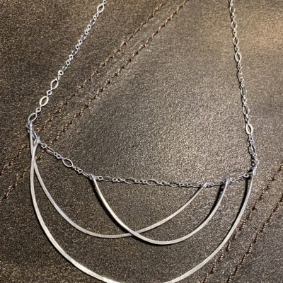 Shop Art Deco Sterling Silver necklace
