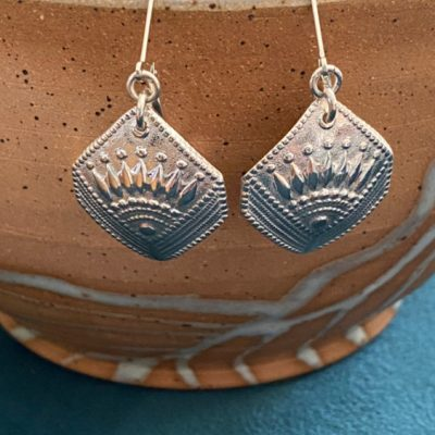 Curvy Deco Earrings